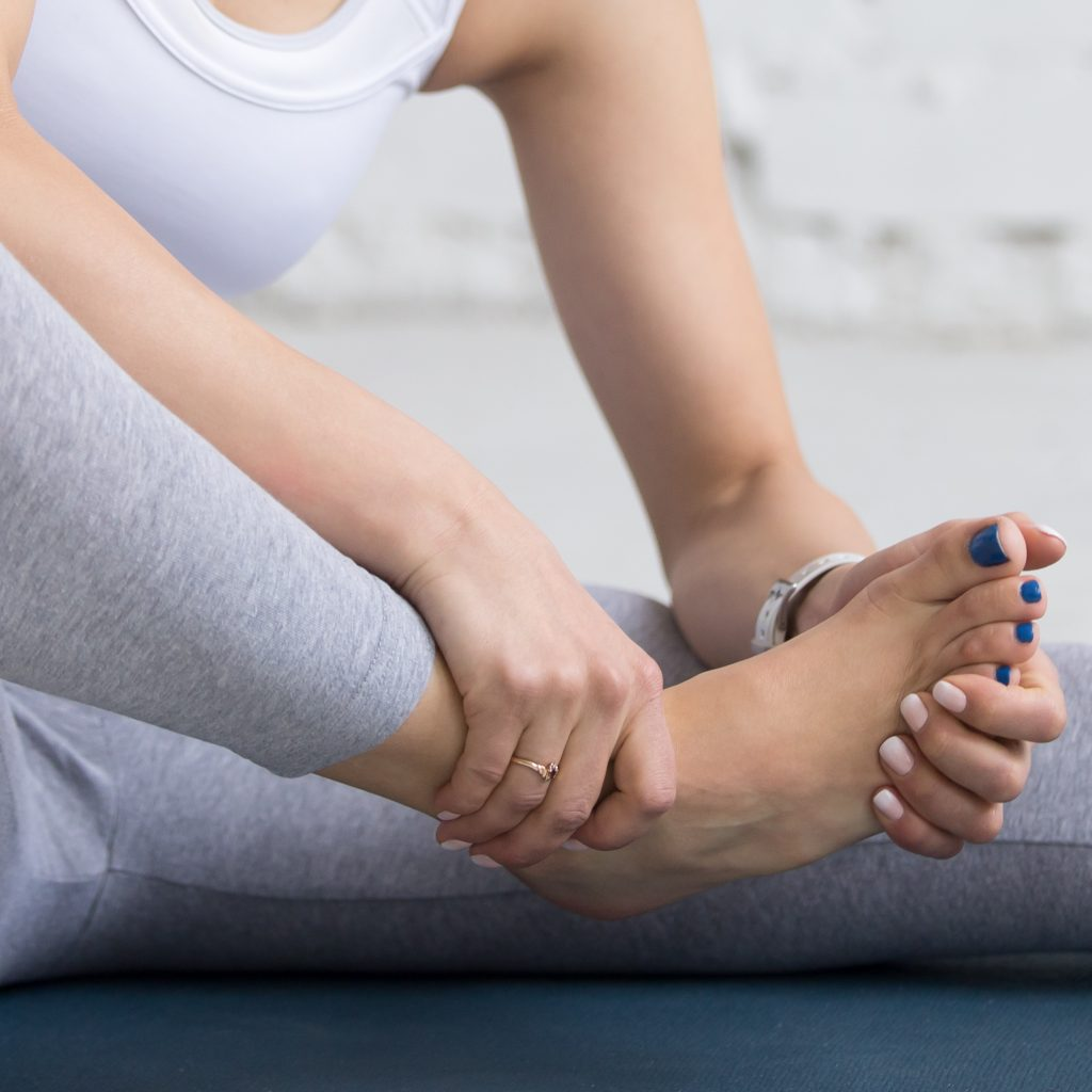 The Process of Inflammation and treating Yoga Injuries